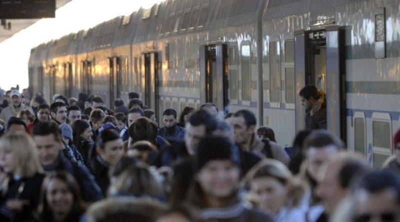 Le 10 linee pendolari peggiori 2016