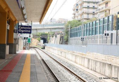 Inaugurato il raddoppio della Catania Centrale-Ognina