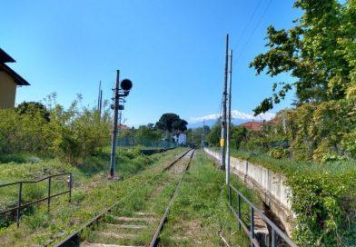 Brutte notizie: iniziato lo smantellamento della linea Pinerolo-Torre Pellice